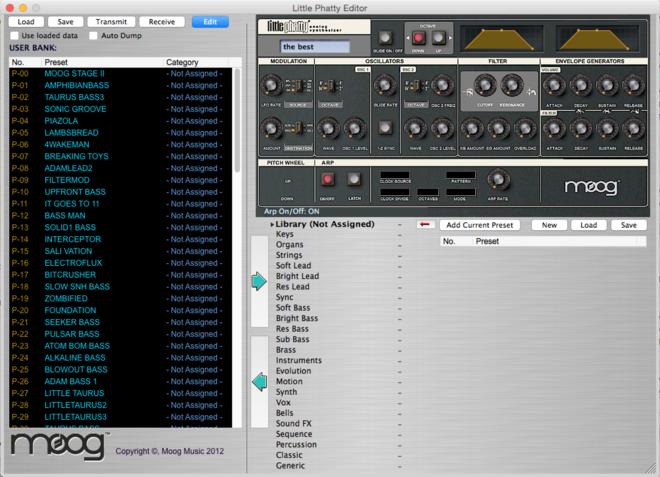 Moog Synthesizers   Moog Music