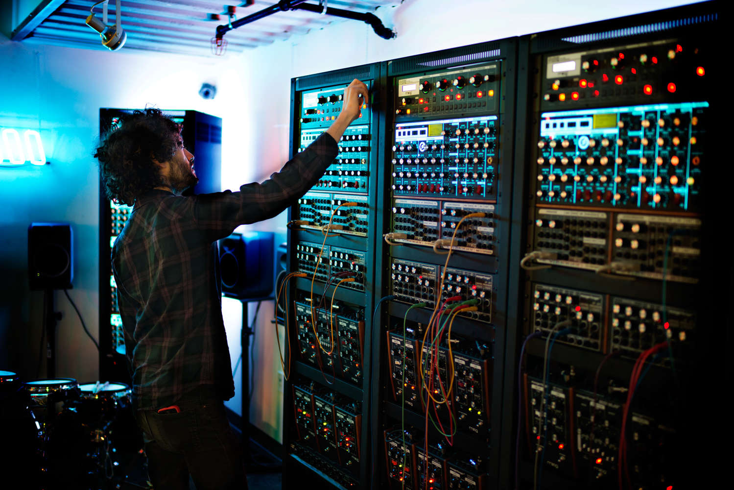 Moog's March Synthesizer Residency At Rough Trade NYC | Moog