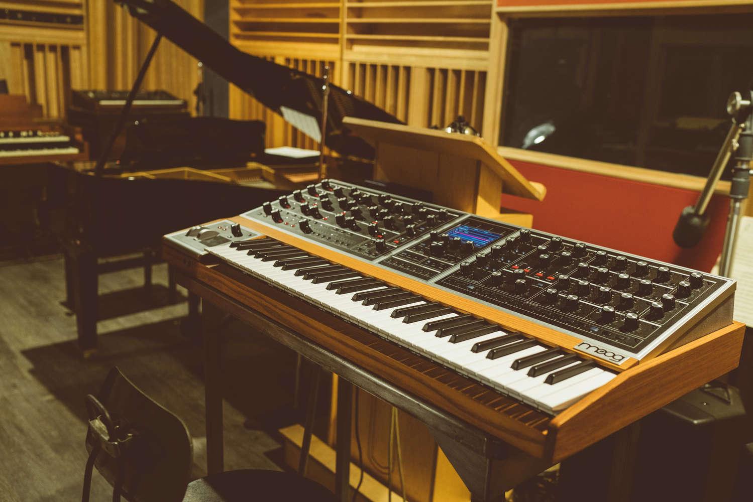 The Moog One Polyphonic Analog Synthesizer | Moog
